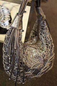 Fall Handbags by Wickmans Garden Village, via Flickr