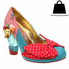 Trinkletina | Irregular Choice ADORABLE