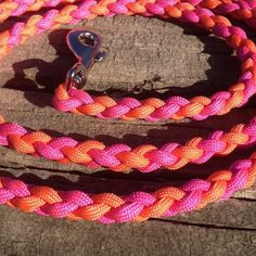 4 strand paracord dog leash - Google Search