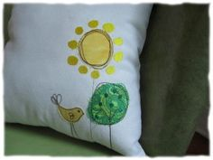 Doodle Forest Applique for Gold Members