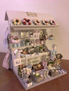 Gardenshop made by Jolanda Knoop