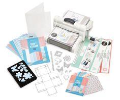 Sizzix 660515 Kit de démarrage machine Big Shot Plus à découper/gaufrer et accessoires: Amazon.fr: Cuisine & Maison