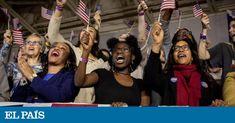 Con 62% escrutado, el joven político de Indiana da la sorpresa y se coloca primero (26,9%), seguido de cerca por el veterano senador de izquierda (25,1%). Biden sufre un duro golpe al quedar cuarto Elizabeth Warren, Joe Biden, Bernie Sanders, Iowa, Donald Trump, Indiana, Room