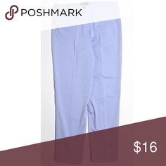 BLACK FRIDAY SALE 💥 Light Blue NY&Co Dress Pants Gently used in great condition. Price reflects wear. New York & Company Pants