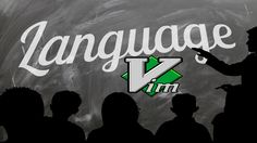 Featured image for Language of vim post