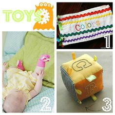 101 Projects...toys, blankets, shoes, shoes, clothes, for mom and dad, shoes, and more!