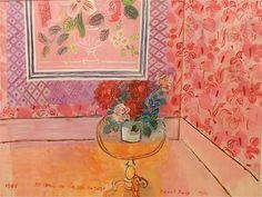La vie en rose (1901), de Raoul Dufy.