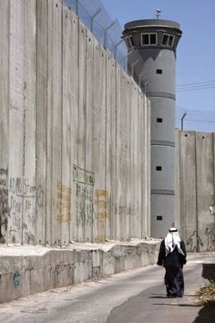 New UN world heritage site - THE GREAT WALL OF GAZA
