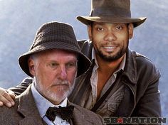 Greg Popovich with touching moments with the spurs | Gregg Popovich begins his 'Last Crusade'