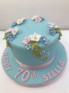 Dollar Bill Cake, 70th Birthday Cake, Vintage Cupcake, Pasta, Cakes, Desserts, Food, Food Cakes, Tailgate Desserts
