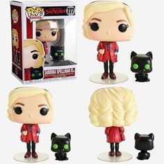 Funko Pop Figures, Pop Vinyl Figures, Funko Pop Display, Pop Figurine, Funk Pop, Disney Pop, Sabrina Spellman, Pop Collection, Geeks