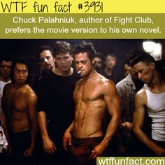 People who prefer the movie version over the book - WTF fun facts