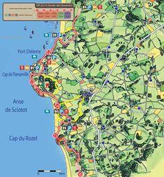De Biville à Surtainville | La Hague - Terre de randonnées pédestres et balades dans le Cotentin et Normandie