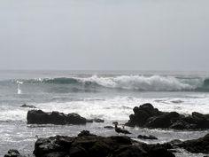 The Pacific at Popotla, Baja California, Mexico