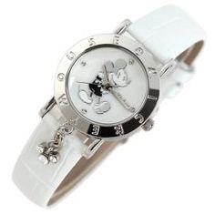 [본사정품]Disny 월트 디즈니 OW-035DWH 학생/여성/커플/캐릭터/미키마우스/컬러 패션 손목시계