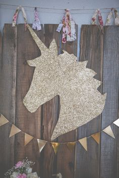 pink & gold unicorn themed birthday party | planning it all