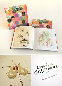 ANUARIO DE ILUSTRADORES 2011 / 2011 ILLUSTRATORS YEARBOOK by TOOCO, via Flickr