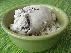 cookies & cream ice cream recipe for ice cream maker