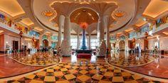 Explore Atlantis The Palm Dubai with Google StreetView