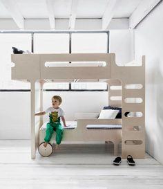 Rafa-kids set for two kids F bunk bed R toddler bed