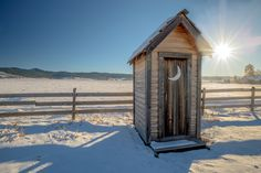 12 reasons you should never give up your outhouse
