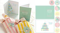 Carte d'anniversaire : des étiquettes gratuites à imprimer
