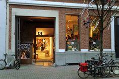 Ra concept store, Antwerp