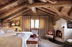 Warm Home Wooden Interior