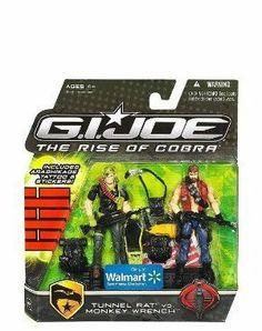 GI Joe Rise of Cobra Action Figure Air-Viper with Rocket Pack 2009