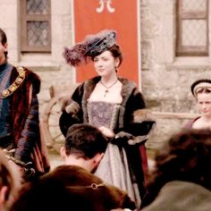 "lucreziaborgiad: ""Costume porn → Mary Tudor, The Tudors 4x03 & 4x04 """