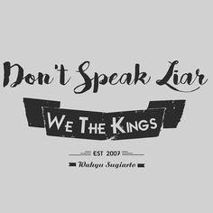 Don't Speak Liar  #design #designbadges #designvintage #dontspeakliar #exclusive #poster #premiumdesign #vintage