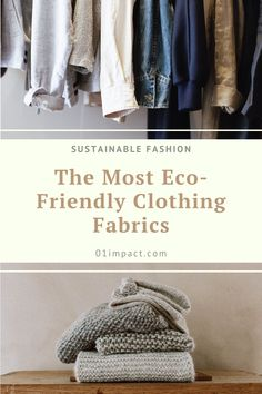 Fashion Tips 2018 Your guide to sustainable and eco-friendly fabrics. Tips 2018 Your guide to sustainable and eco-friendly fabrics. Sustainable Fabrics, Sustainable Clothing, Sustainable Fashion, Sustainable Living, Sustainable Style, Slow Fashion, Fashion Tips, Autumn Fashion, Ethical Fashion Brands