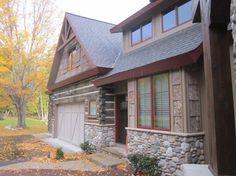 97 Best Old Kentucky Logs Images Log Siding Concrete