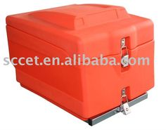 45L Rotomolded Insulated Pizza Delivery Boxes w/ Rack $110~$129