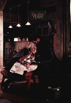 """Once Upon A Time - """"White Out"""" - Killian and Emma 