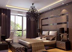 Bedroom, Residence Du Commerce Elegant Bedroom Interior 3D Modern Bathroom 3D Bedroom Designer With Exclusive Ideas Luxury Bedroom With Adorable Design Cute ~ Wonderful Bedroom Design That Created By 3D Bedroom Designer