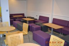 6th Form area almost completed.