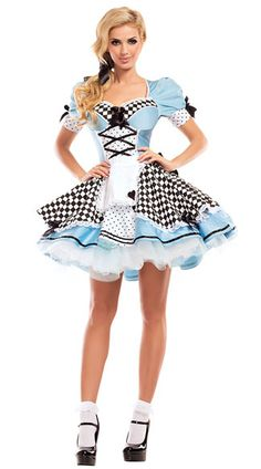 549bf72cda Wonderland Honey Costume. Cat CostumesSexy Halloween ...