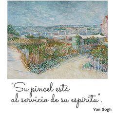 #Arte #VanGogh #Frases #Quotes