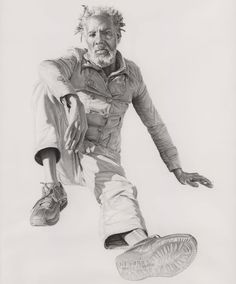 Joel Daniel Phillips is an American artist focused on large-scale charcoal and graphite drawings exploring the social structures in his immediate surroundings. Human Drawing, Body Drawing, Life Drawing, Drawing Sketches, Drawing Ideas, Graphite Drawings, Cool Drawings, Pencil Drawings, Charcoal Drawings