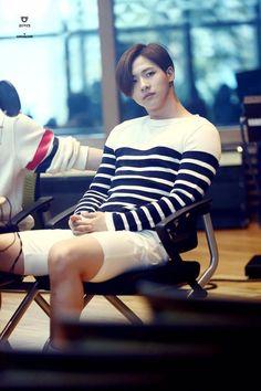 150818 - CNU - do NOT edit Dong Woo, B1a4, Korean Fashion, Pop Culture, Rapper, Let It Be, Pretty, Women, Muscles