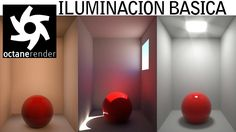 IVAN GOMEZ - Iluminación básica en OCTANE
