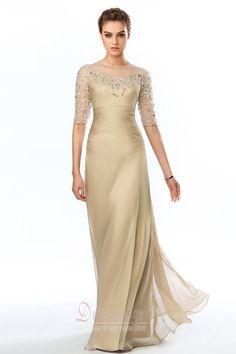 8551606fa2f Γραμμή Α Κόσμημα Πλισέ Φυσικό Φερμουάρ επάνω Βραδινά φορέματα - dresses.gr
