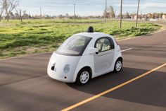Google's Self-Driving Cars Will Hit Public Roads In Mountain View This Summer | TechCrunch