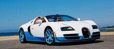 The Bugatti Veyron Grand Sport Vitesse
