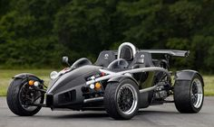 Ariel2013 atom $56,480 MSRP* The Ariel Atom has everything a supercar  comes with; including fragility. The tube chassis now supports a 500hp engine, no other sports car can be paralelled to this kind of ferosity. An intense thrill ride is a guarentee with this sick ride. http://www.arielatom.com/buy_an_atom-inventory.php