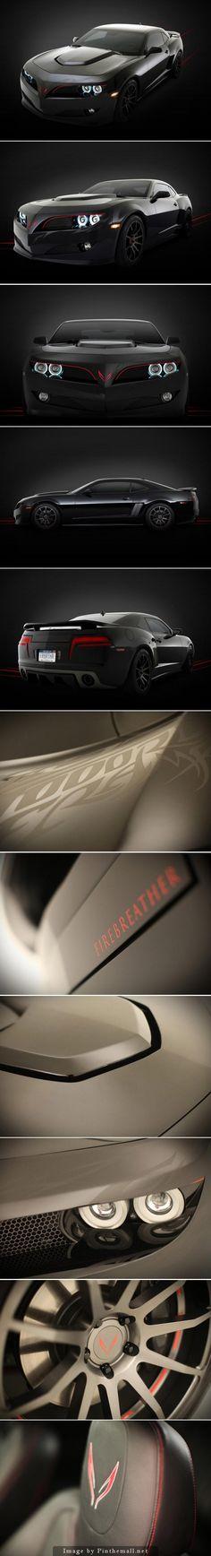 2010 Chevrolet Camaro Signature Series FireBreather