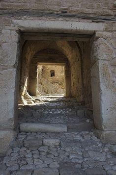Greek Passageway