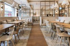 Latest entries: B.Good (Zürich, Switzerland), Europe Restaurant
