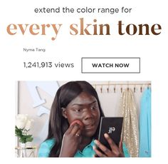 #lagirlprofoundation 's extended color range works for every skin tone  she used it & her video has over 1 million view ✨   Full video >> https://www.youtube.com/watch?v=zWkbS9-RpLw&t=192s Shop here >> http://www.ikatehouse.com/la-girl-hd-pro-coverage-illuminating-foundation.html